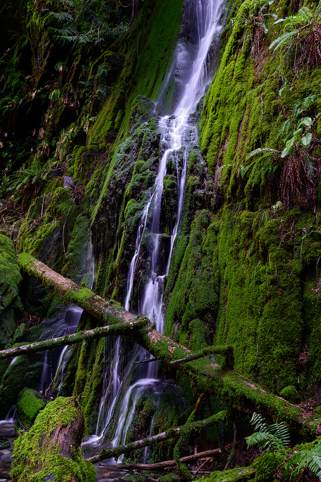 Goldstream Park Falls 2